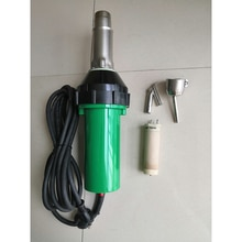 Pistolet à souder à air chaud utilisant des baguettes de soudage en PE, PP,PVC,ABS pour réparer les poubelles fissurées SWT-NS1600A