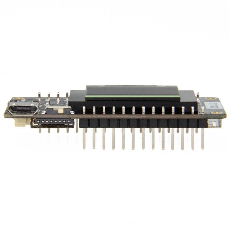 TTGO LORA32 V2.0 433/868Mhz ESP32 OLED 0,96 tarjeta SD en pulgadas WIFI Bluetooth módulo PR venta