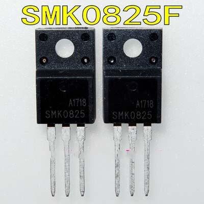 10pcs SMK0825 TO-220F 250V 8A original