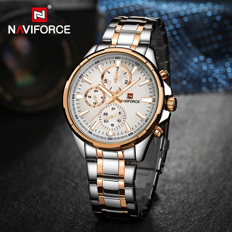 bobo bird men watch waterproof wood stainless steel wristwatch with date and multiple time zone relogio masculino v r06 NAVIFORCE Watches Mens Fashion Business with 24 Hour Day and Date Display Waterproof Stainless Steel Men Watch Relogio Masculino