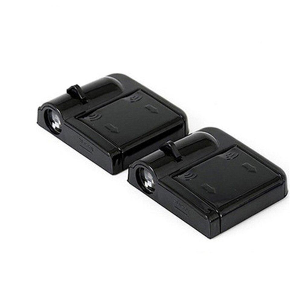 Para KIA Logo de coche luz láser sombra proyector LED Luz de bienvenida para puerta para KIA OPTIMA K5 CERATO Sorento K2 K3 sportage