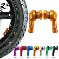 red universal aluminum motorcycle 90 degree wheels tire tyre valve stems caps for honda cb400 cb600 cbr400 cbr600rr cbr1000rr