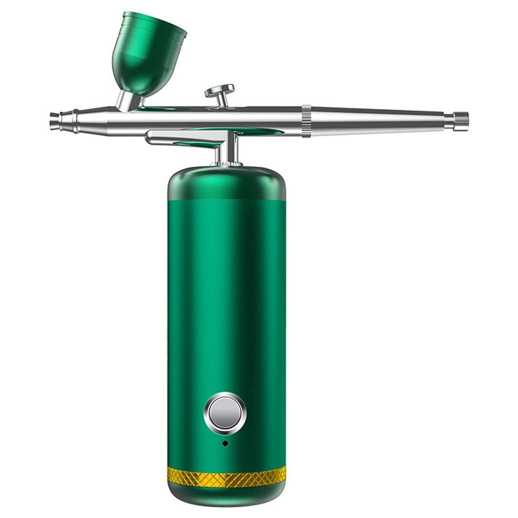 أداة حقن الأكسجين عالية الضغط الانحلال جهاز بخار للوجه متنقل جوهر استيراد