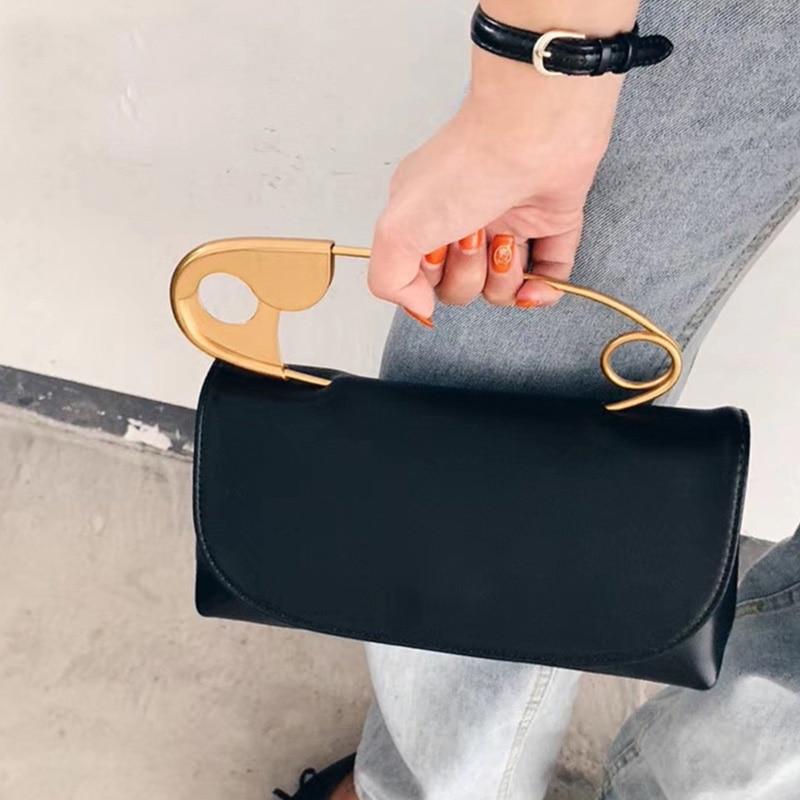 PU Leather Handbag Women Designer Chains flap Shoulder Bag 2020 Fashion Party Clutch Bags Purse Mini Crossbody Tote Female bolsa