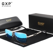 GXP 2020 Brand Classic Square Polarized Sunglasses Men's Driving Male Sun Glasses Eyewear UV Blockin