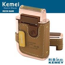 US Bureau of Km-5600 Golden Sword Reciprocating Shaver Wandering Peddler Shaver Portable with Mirror