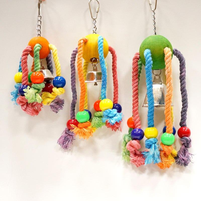 CAITEC игрушки для жевания птиц арахнид попугай жевательные игрушки подходит для попугаев маленького и большого размера