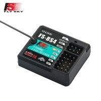 FlySky Радиоуправляемый приемник, 2,4 ГГц, 4 канала, ASHDS, 2 А, для радиоуправляемой машины, лодки, радиоуправляемой части, ШИМ/PPM/I.bus/S.bus, выход с функ...