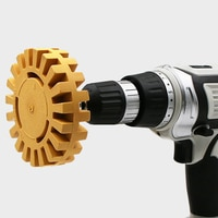 2021 Pneumatic Degumming Wheel Rubber Grinding Tire Polishing Wheel Tool FP8