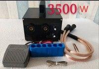 Battery spot welder 3.5KW high power 18650 spot welder lithium battery pack small split spot welder