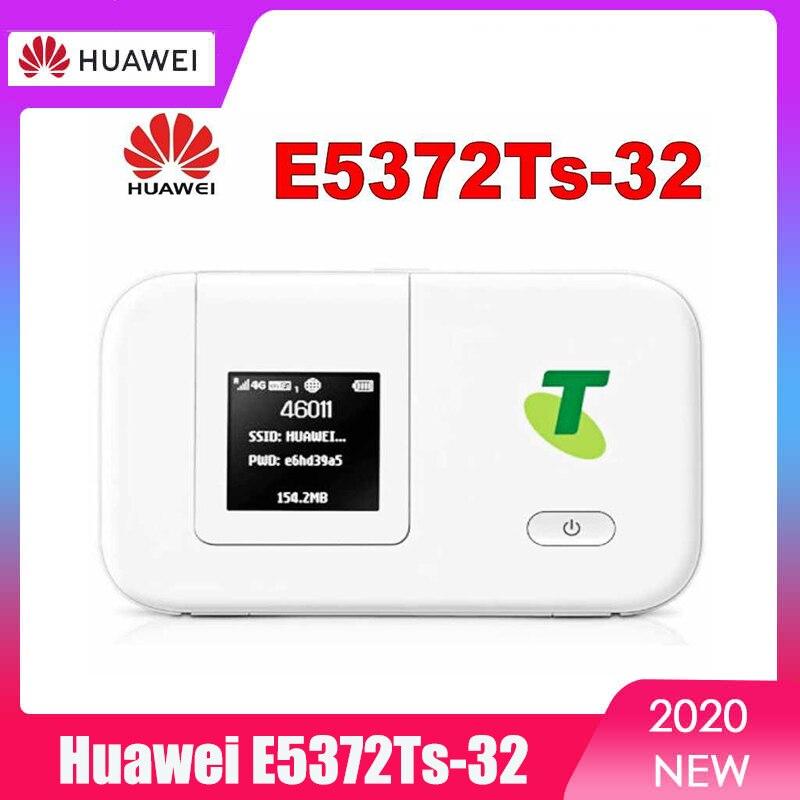 Original Unlocked Huawei E5372T E5372TS-32 150M 4G LTE FDD Mobile Router wireless WIFI hotspot