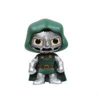 Funko POP Marvel dr Doom #17 figurine en vinyle modèle jouets pour enfants cadeaux danniversaire de noël