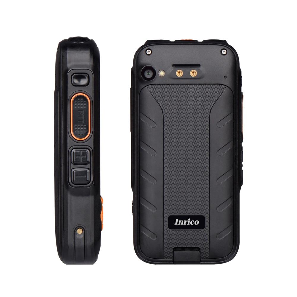 Inrico S100 Zello Radio GSM 4G LTE Network Poc Radio IP68 Waterproof SOS Android Mobile Phone Walkie Talkie PMR Radio enlarge