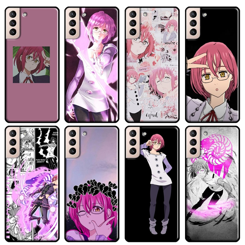 gowther the seven deadly sins Soft Cover For Samsung Galaxy S20 FE S8 S9 S10 Plus Note 10 Note 20 S2