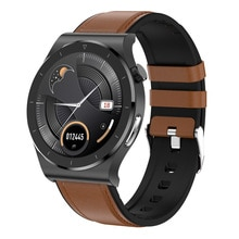 BodyTemperature ECG Smart Watch Full Touch Incoming Call Music Play Smartwatch IP68 Waterproof Fitne