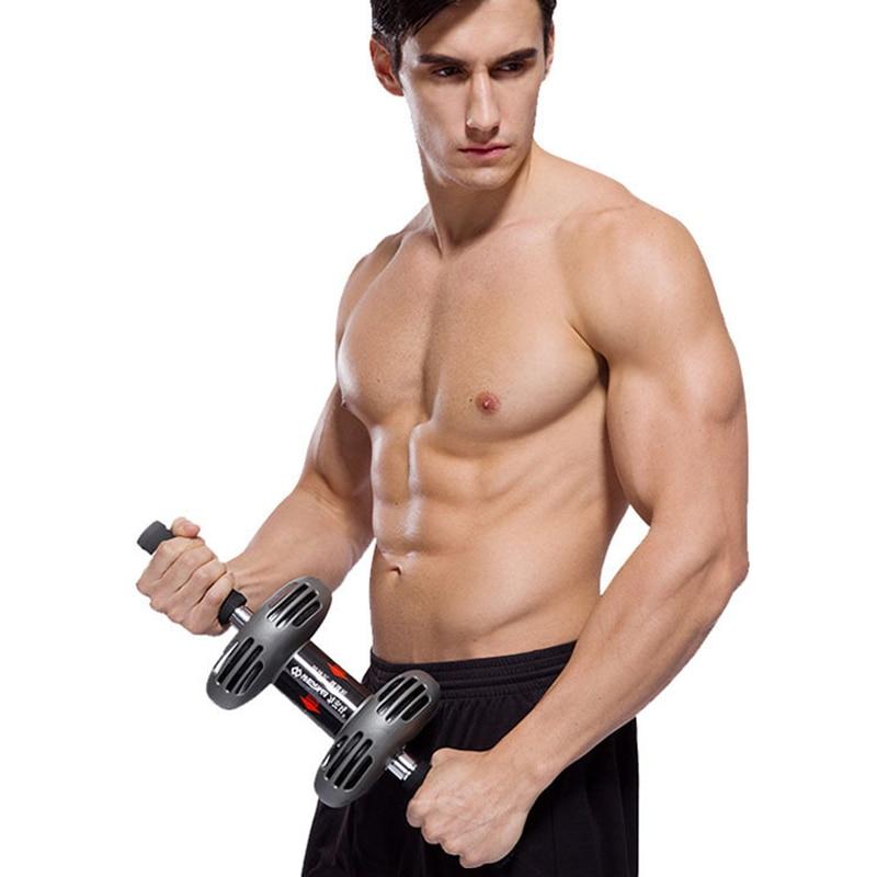 Bauch Rad Arm Abdormen Muscle Übung Haushalt Männer und Frauen Fitness Ausrüstung
