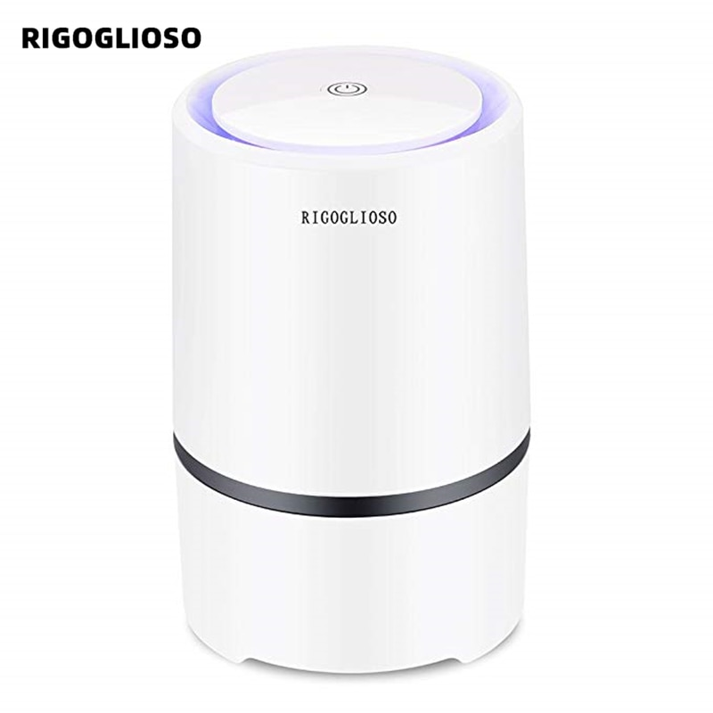 Protable Air Purifier for Home with Hepa Filters 2020 Upgraded Design Low Noise Air Purifiers Car Ai