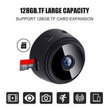 A9 Draadloze Mini Wifi 1080P Ip Camera Cloud Storage Infrarood Nachtzicht Smart Home Security P2P Babyfoon Motion detectie