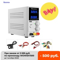 30V10A Adjustable Laboratory Power Supply 4-Bit Display Charging Repair Switching DC Power Supply Voltage Regulator Repair tools