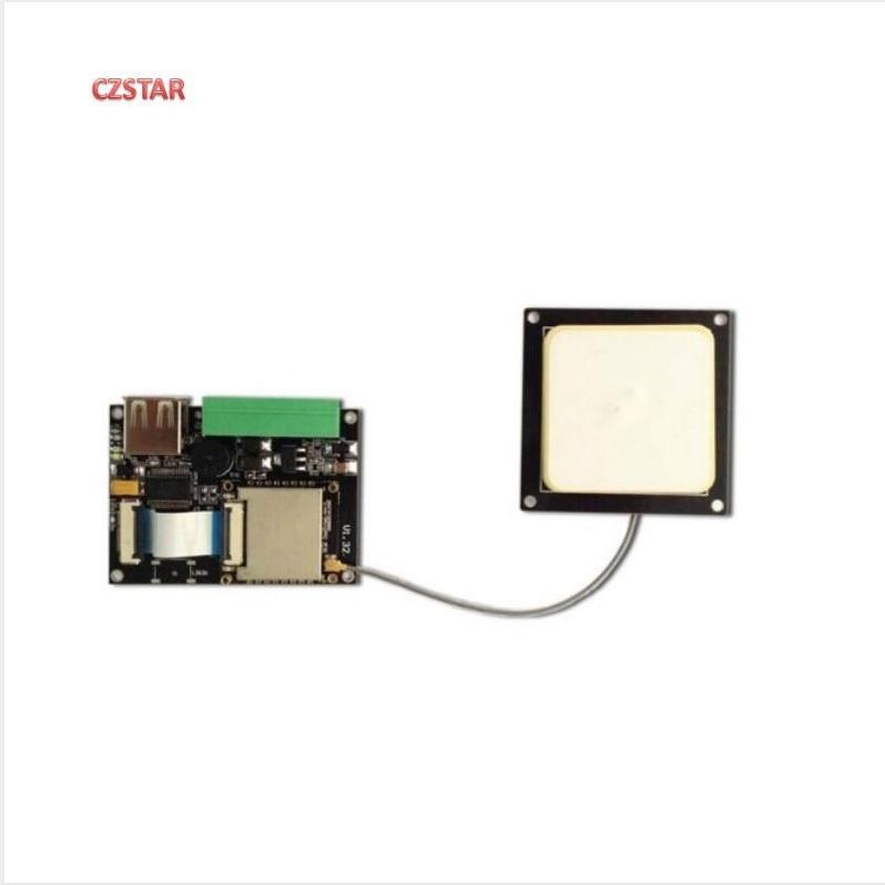 embedded system IOT system 10cm-5M PCB material long distance range passive Circular Polarization tag reader uhf rfid Antenna