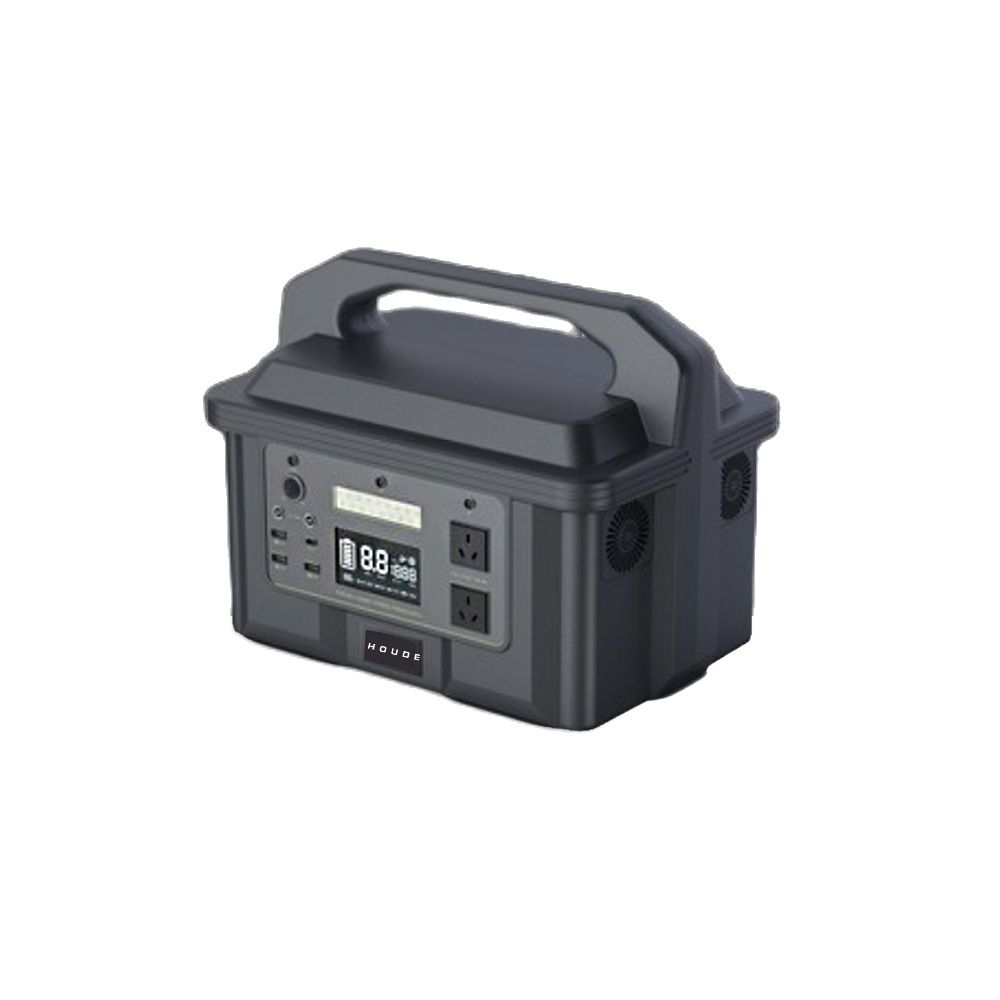 Power Station 24V 2688Wh Solar Generator Protable Power Bank 220V/240V Output USB QC Dual USB Charging Port With Bright Light