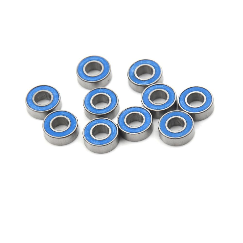 10 unids/lote para impresora de piezas mecánicas funcionales Mini rodamiento de bolas MR115ZZ MR115 2RS 5*11*4 Mm venta al por mayor