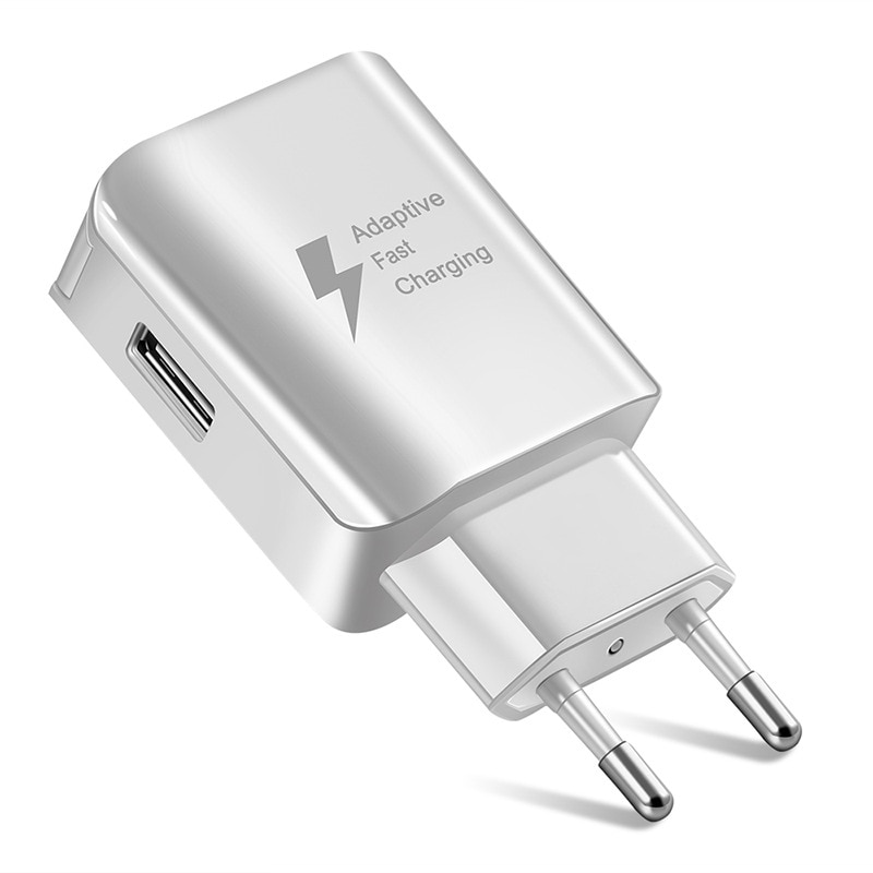 D5 Single USB Smart Universal Mobile Fast Charging Device Fast Charging Head European, American and British Regulations