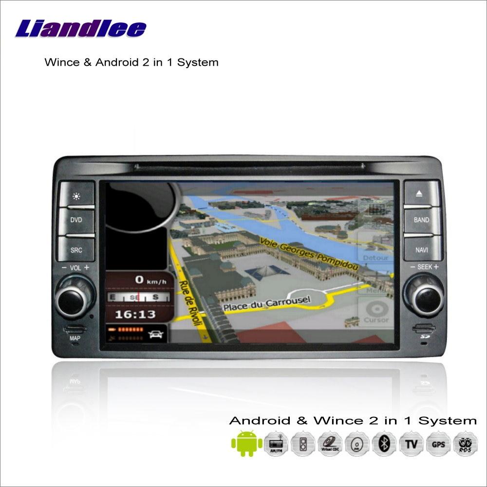 Liandlee-voiture stéréo multimédia   Pour Mazda 6/2012 ~ 2014-Radio, lecteur CD DVD, GPS, Navigation Audio vidéo, système S160