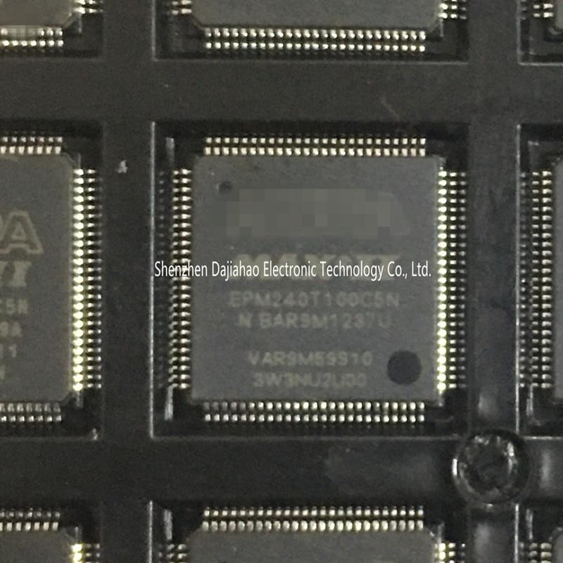 5 unids/lote EPM240T100C5N EPM240 TQFP100 nuevo (CPLD) CPLD chip electrónico