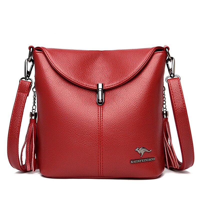 حقائب يد ومحافظ جلدية فاخرة للنساء حقائب مصممة بقفل حقائب كتف نسائية عبر الجسم للنساء 2021 كيس حقائب يد رئيسية