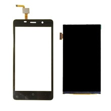 5.0'' Mobile Phone Parts For BQS 5022 LCD Display Touch Screen Digitizer Separated Replacement