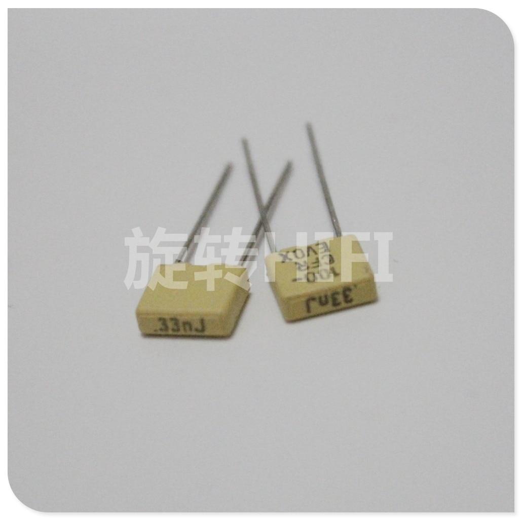 evox capacitor Correction capacitance CFR 150PF 180PF 220PF 270PF 330PF 390PF 470PF 63V 100V 400V