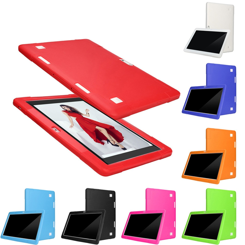Universal Silicone Cover Case For 10 10.1 Inch Android Tablet Pc Shockproof Tablet Protective Cover