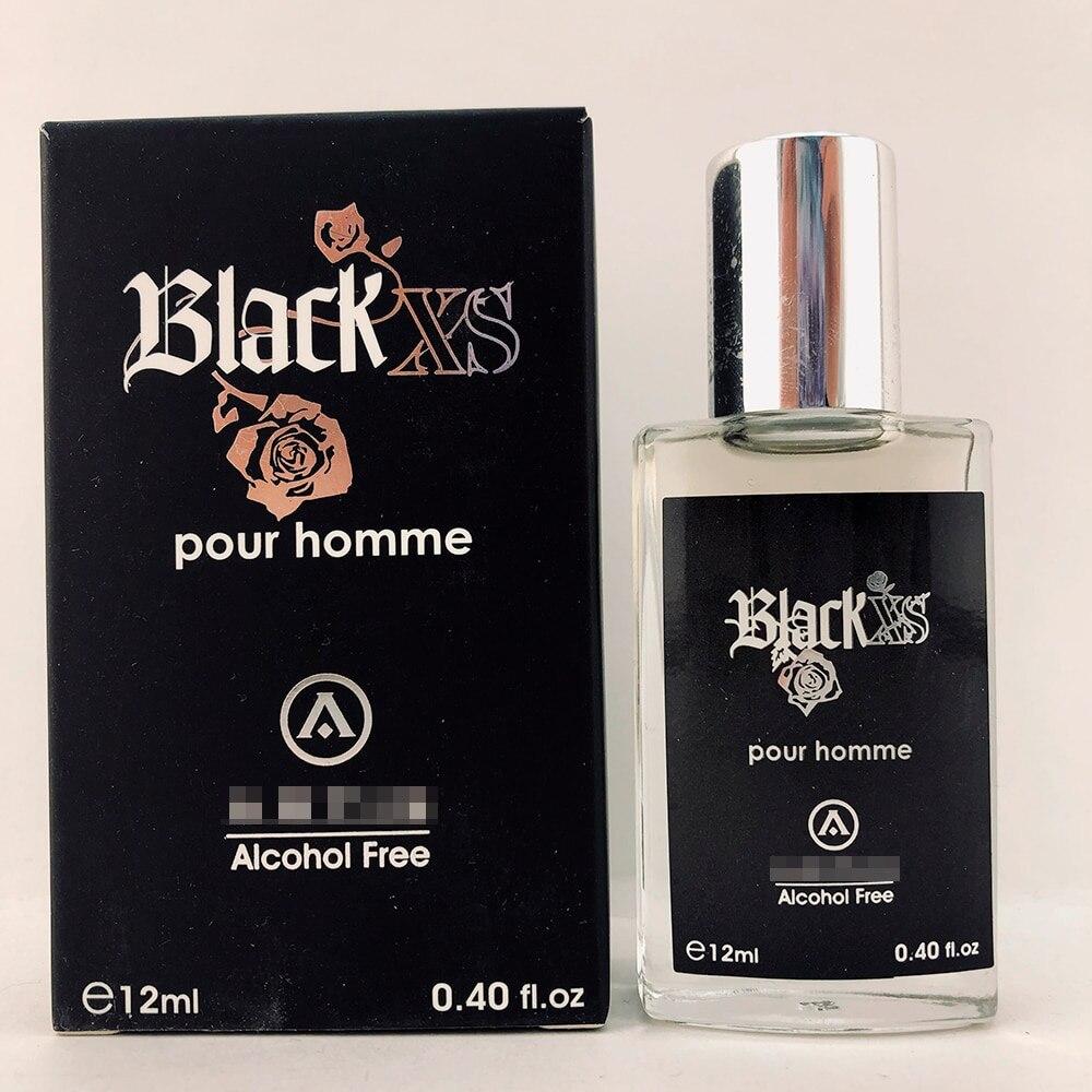 Арабские масляные духи стойкие 100% оригинал ОАЭ Artis Black XS Pour Homme Артис Блэк мужские 12 мл арабский восточный парфюм