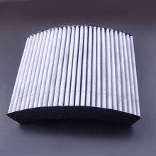 Beler nowy węgiel aktywny filtr powietrza kabinowego 20.5x19.8x3.8 cm 64119237555 nadające się do ALPINA B3 BMW serii 1 2 3 F30 F31 F20 F21
