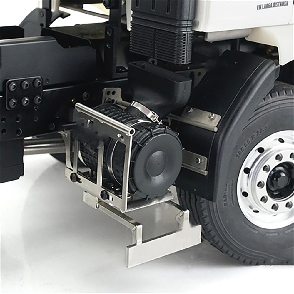 Tamiya Volvo Air Filter G-6264 Simulation Model Upgrade Parts for 1/14 VM DIY Model Tractor enlarge