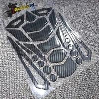 motorcycle sticker high quality 3m fuel tank helmet car 3d carbon fiber fit for yzf r1 r6