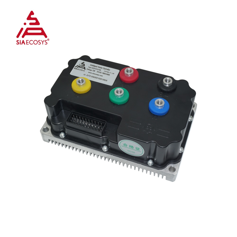 SiAECOSYS FarDriver ND72530 High Power Electric Motorcycle Controller 330A 72V 6000W-8000W BLDC Programmable  For QSMotor enlarge