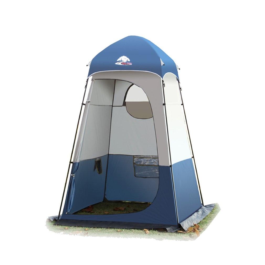 Dressing extérieur tente bain compte bain modèle Dressing douche Simple Portable Mobile toilette pêche tente