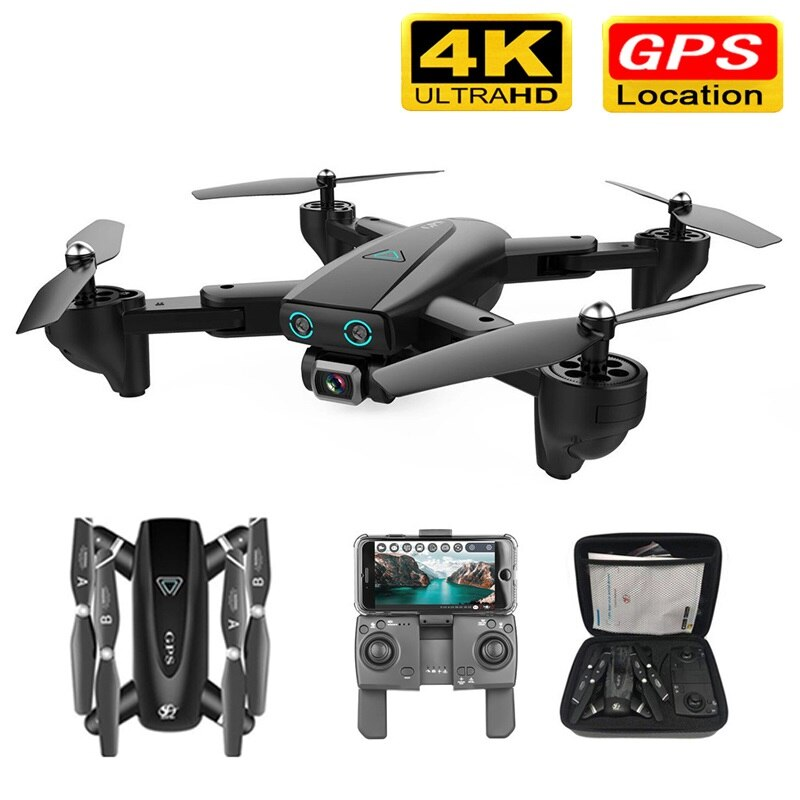 NEW S167 GPS Drone With Camera 5G RC Quadcopter Drones HD 4K WIFI FPV Foldable Off-Point Flying Photos Video Dron Helicopter Toy enlarge