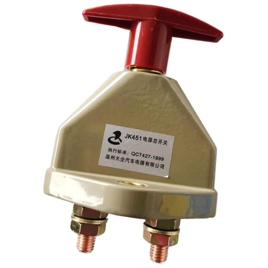 Interruptor de carretilla elevadora, accesorios, fuente de alimentación total, interruptor principal de alimentación de carretilla elevadora