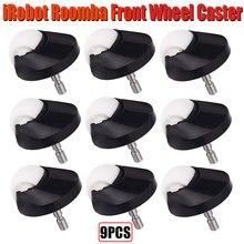 Irobot roomba i7 i7 + plus e5 e6 e7 500 600 700 800 900 시리즈 roomba vacuum 용 교체 roomba 전륜 캐스터 어셈블리