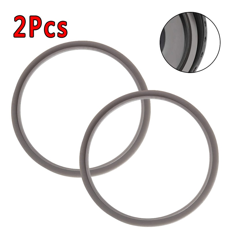 2Pcs Blender Parts Gasket Seal Rings Spare Replacement Parts For Nutri bullet 600W 900W Blender Juic