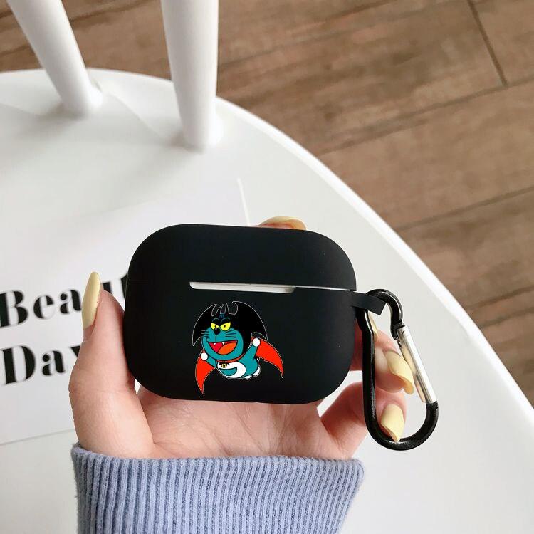 Силиконовый чехол с рисунком аниме Devilman Crybaby для Airpods Pro, беспроводной чехол с Bluetooth для Apple Airpods Pro, чехол для наушников, чехол чехол