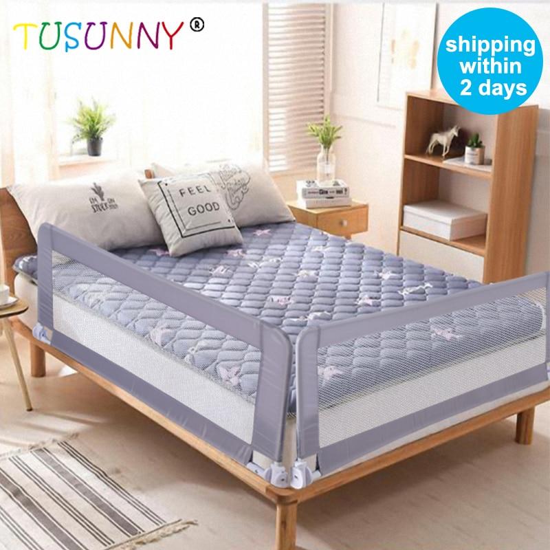 USUNNY baby bed rails,playpen bed safety railing for children fences child bed barrier for bed kids for newborns