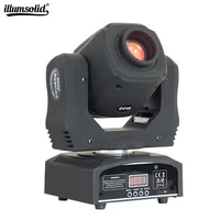 led spot 60w moving head light gobopattern rotation manual focus with dmx controller for projector dj disco stage lighting