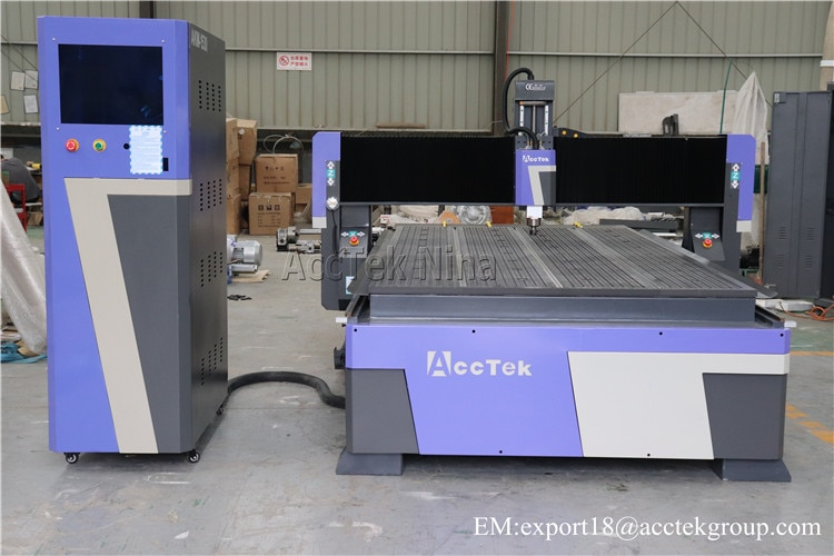 Cnc Router 1530 Router Machine Mach3 Syntec DSP Controller Cnc Wood Router enlarge