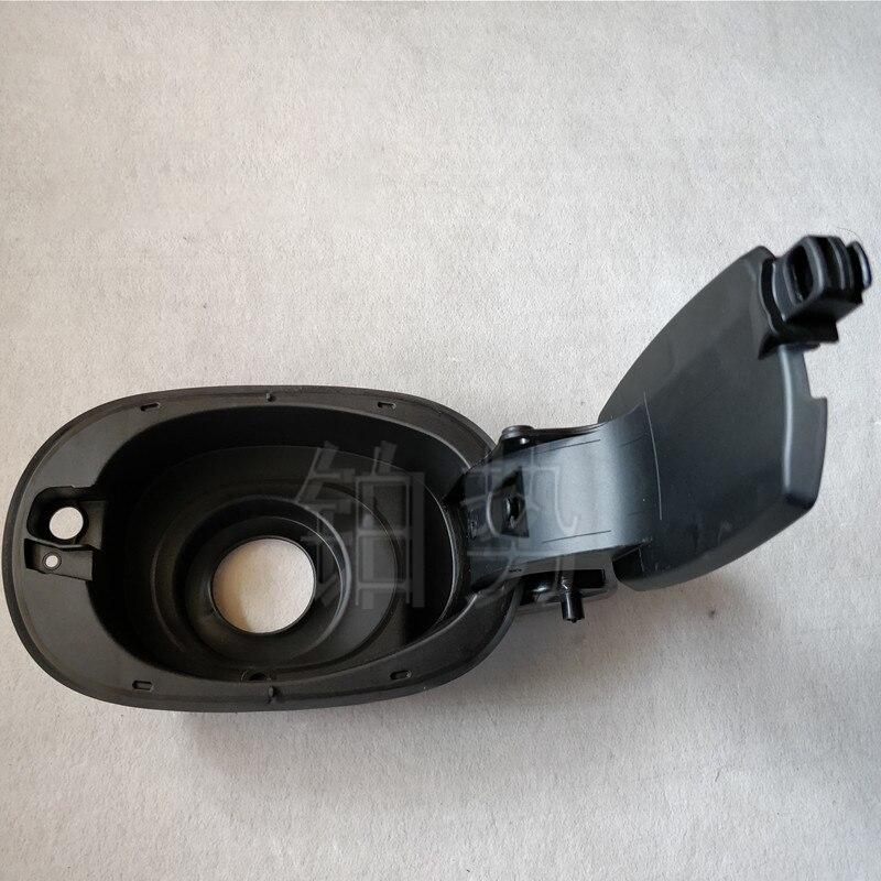 Tapa de máscara de llenado de combustible de coche tapa de gasolina 2011-Por sch eCa yen ne 3,6 T 4,8 T 3,0 T buje de llenado de gasolina tapa de tanque de combustible asiento inferior