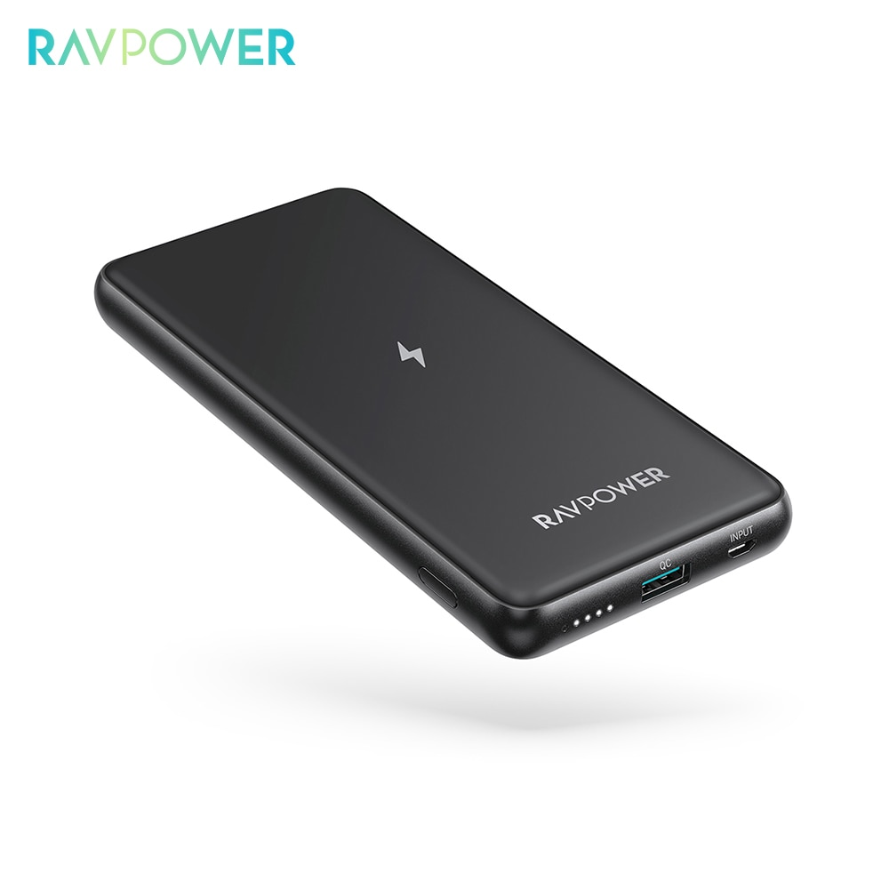 RAVPower 10000mAh QC3.0 + Wireless