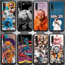 Rapper Macs Miller Phone Case for Huawei P20 P30 P40 lite E Pro Mate 40 30 20 Pro P Smart 2020
